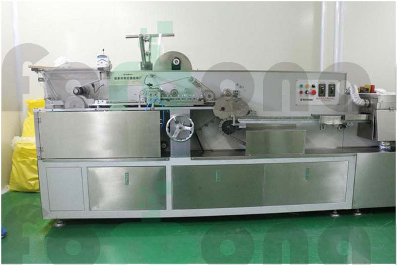 Medical Cotton Swab Machine